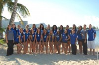 2013-2014 Women's Volleyball Team