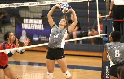 CUH volleyball finally wins 5-set match, overcomes Point Loma