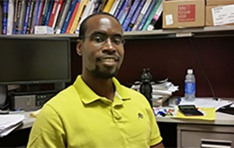 Raised in Fla., CUH accounting Professor Williamson has found a home