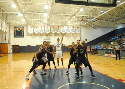 Men's basketball fights for PacWest tournament berth