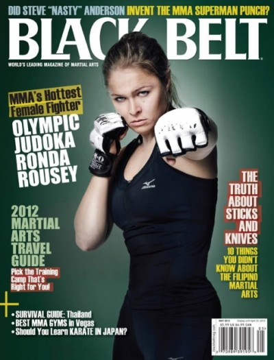 Rousey sparks debate by saying could beat men