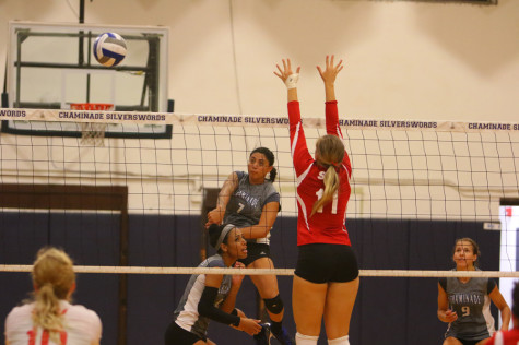 Chaminade women's volleyball has a new star