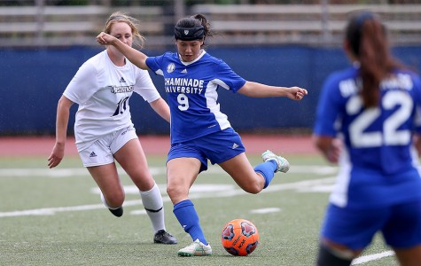 Uehara found her place in Chaminade women's soccer program