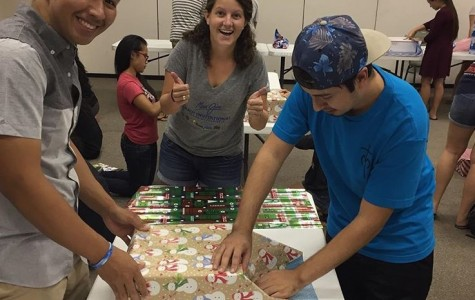 CUH Campus Ministry brings Christmas off Campus for children and families