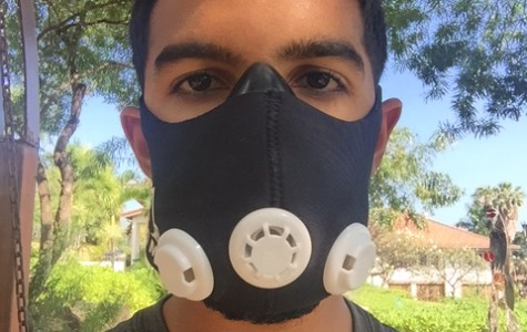 'Bane-like' mask will get you ready for next season
