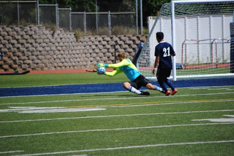 CUH goalkeeper chose Chaminade over stardom