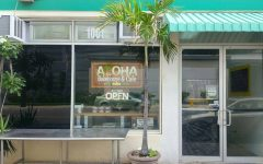 Serves delicious baked goods and coffee in hip Kakaako