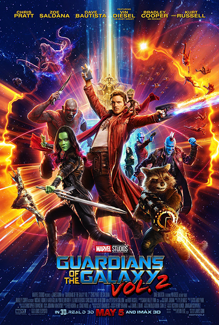 The+much-anticipated+%22Guardians+of+the+Galaxy+Vol.+2%22+sequel+kicks+off+a+summer+of+blockbuster+films.