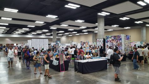 Kawaii Kon Brings Out the Best in Local Artists