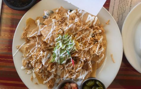 Nacho Time To Be Hungry