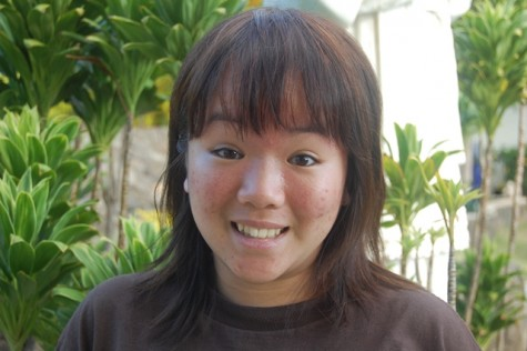 Photo of Claudia Chan