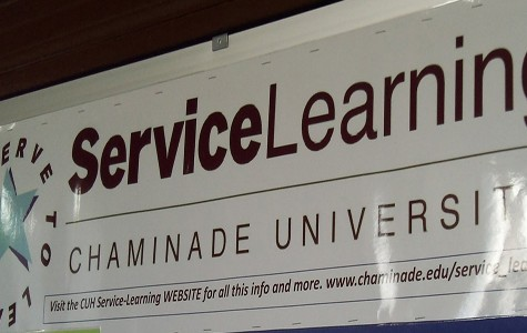 Chaminade University celebrates its service learning
