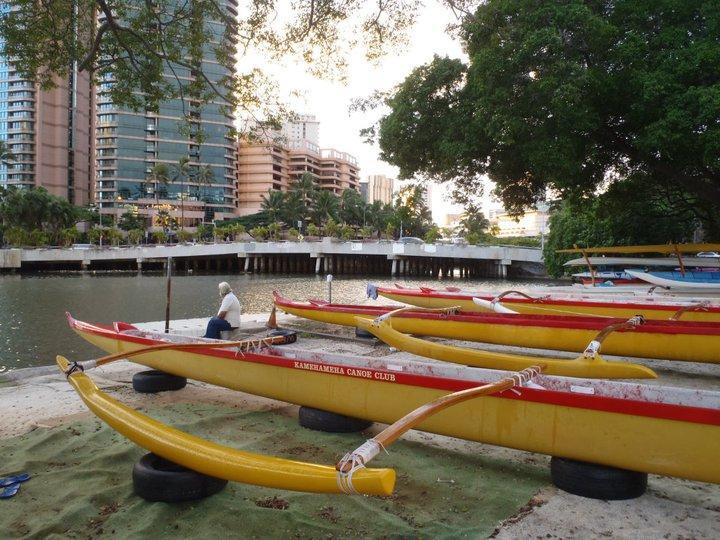 It's rec season at Kamehameha Canoe Club