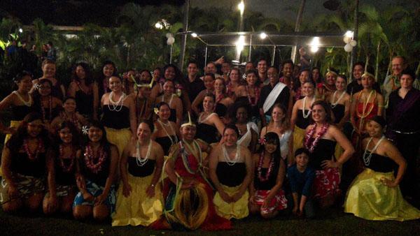 Celebration of cultures at Extravaganza