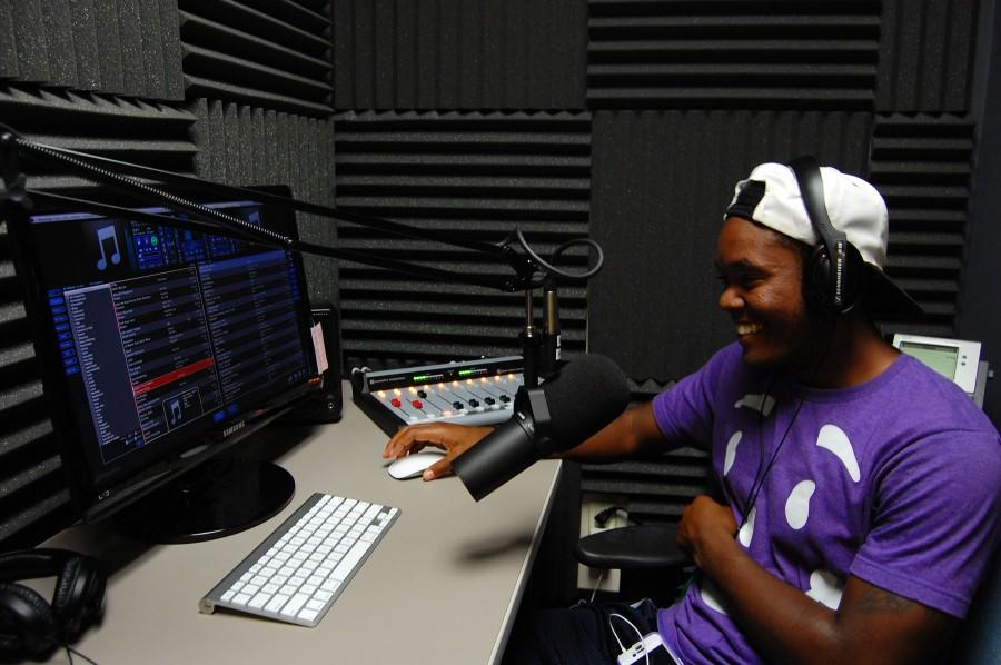 Radio CUH gives students chance to 'express' themselves