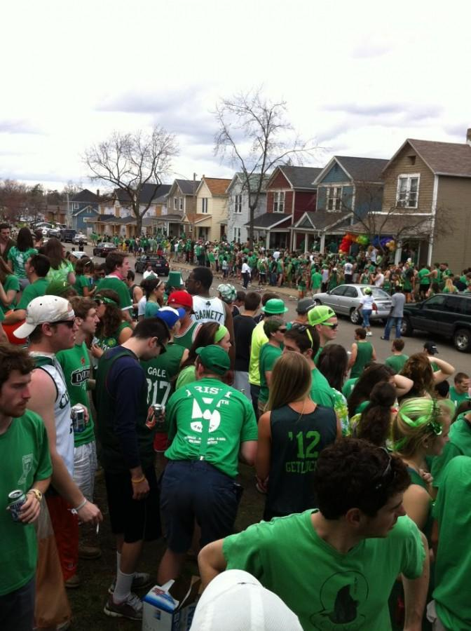 Is a semester in Dayton exactly what you need?
