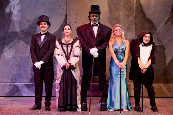 'Young Frankenstein' musical stays true to Mel Brooks spirit