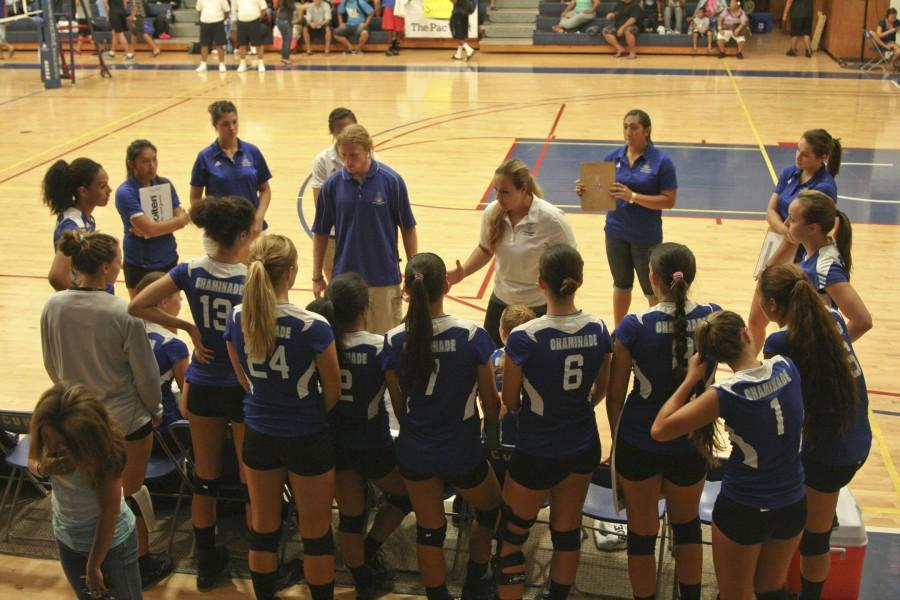 Women's volleyball looking for success with new coach