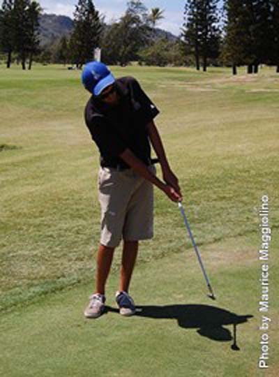 CUH golf team improves with new recruits