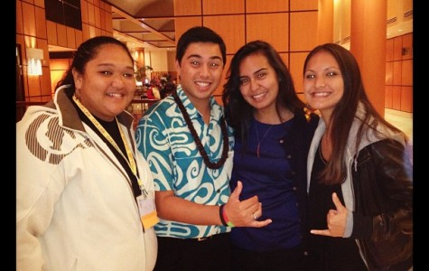 Civic club ambassadors attending the Native Hawaiian Convention in Washington D.C  Photo courtesy Kaipo Leopoldino