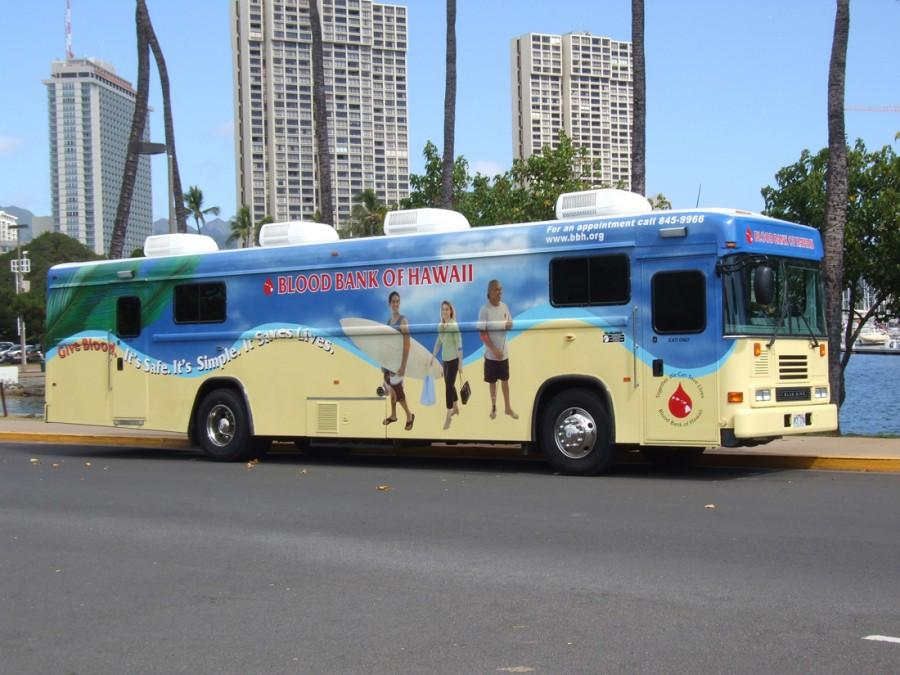 Blood Bank of Hawaii gets support from Chaminade