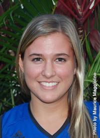 Erika Olsens determination to wear the #13 jersey