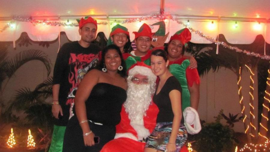 Tis the Season of Giving: Christmas on Campus
