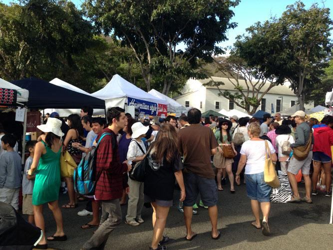 KCC farmer's market is the place to be on Saturday mornings