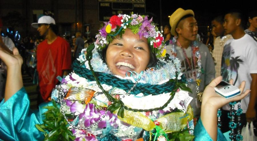Alternative lei ideas for graduation