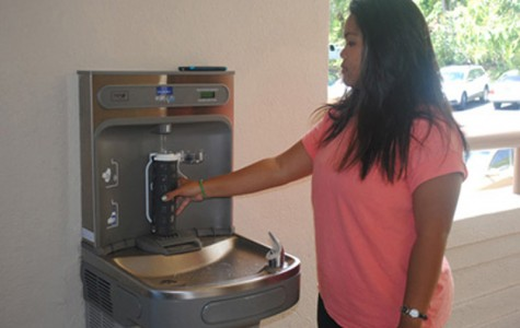 A wave of new water fountains at CUH