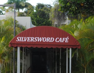 The Silversword Cafe has plenty of healthy options that fit the criteria Photo by: Lee Bailey