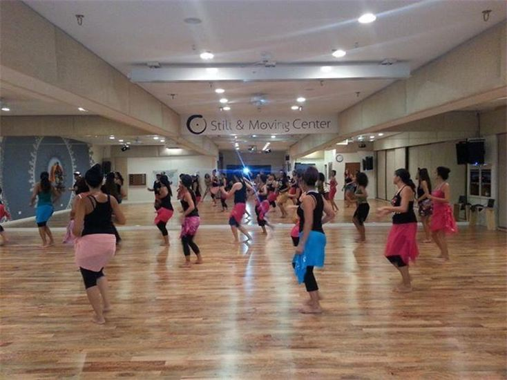 Tiare Fit: A fusion of Tahitian and zumba