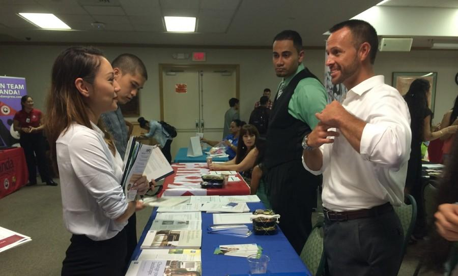 Job Fair on the rise