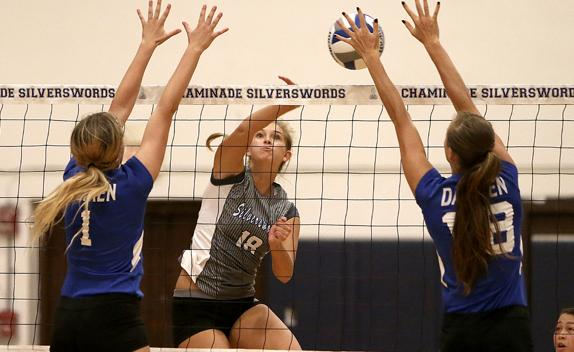 Chaminade women's volleyball ready to compete this season