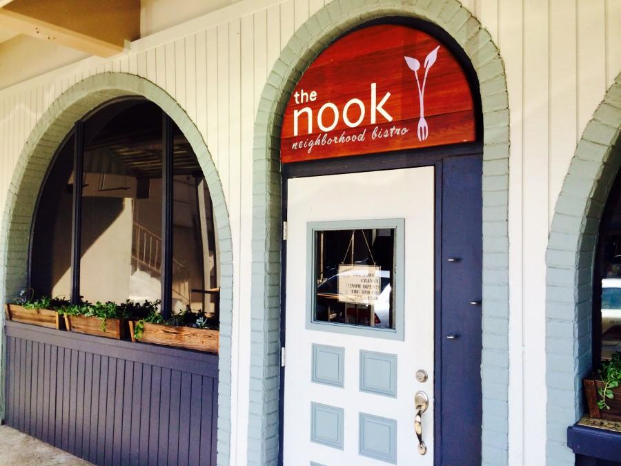 The Nook: Your Not-So Ordinary Bistro