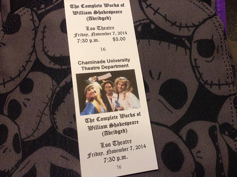 CUH Students perform 37 Shakespeare plays in 90 minutes