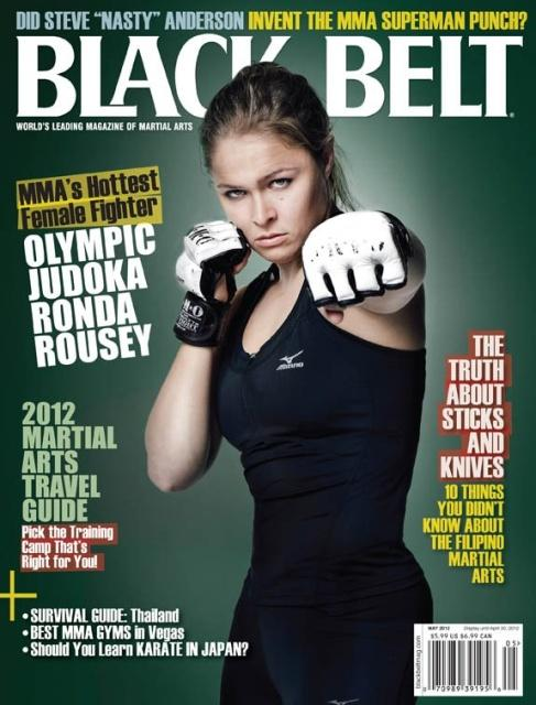 Rousey+sparks+debate+by+saying+could+beat+men