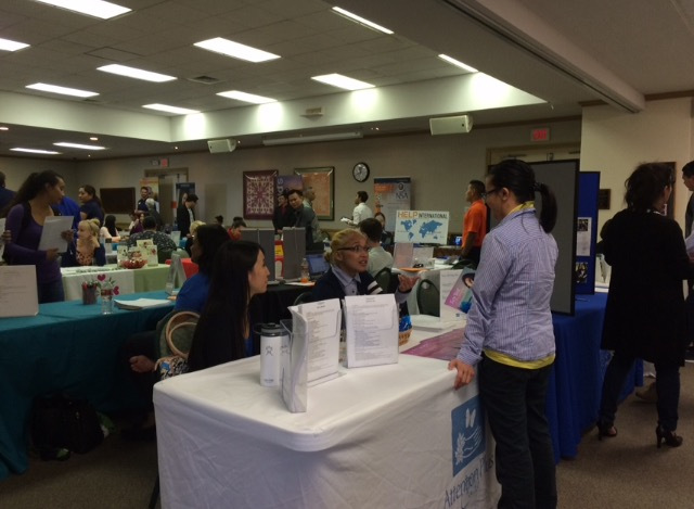Career Fair springs opportunities for Chaminade students