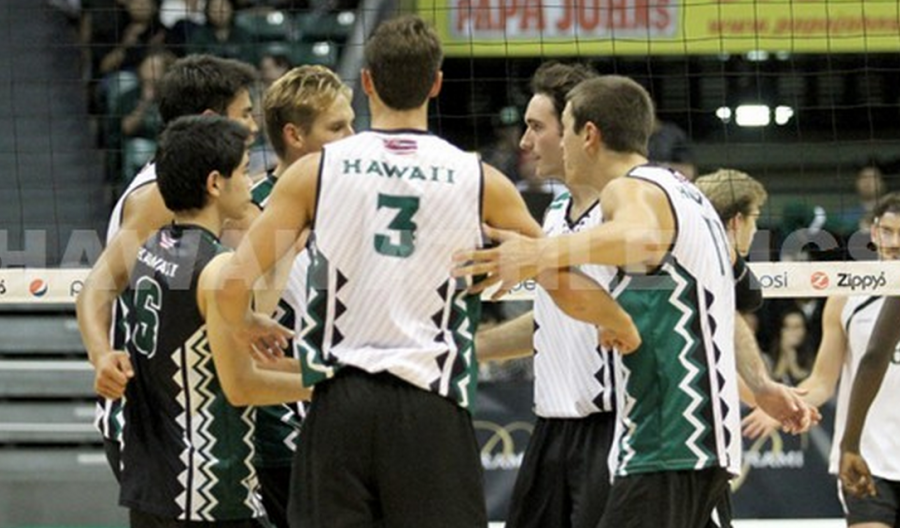 UH men's volleyball finds ways to uphold its strong season