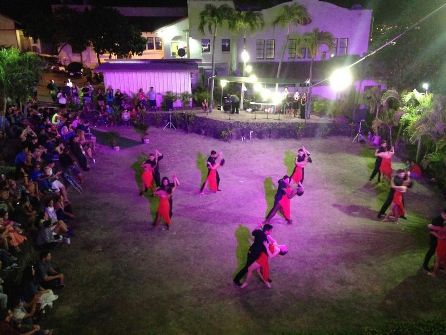 Chaminade Hosts Annual International Extravaganza