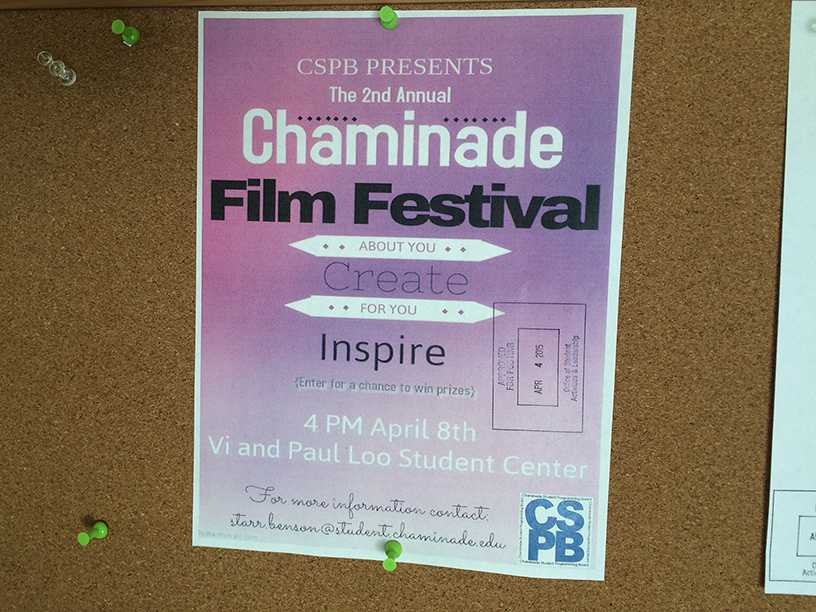 Second+annual+Chaminade+Film+Festival%3A+students+inspiring+students