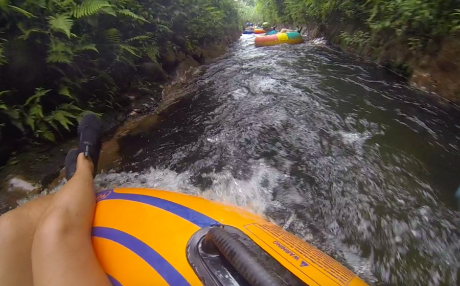 Tubing with Kauai Backcountry Adventures