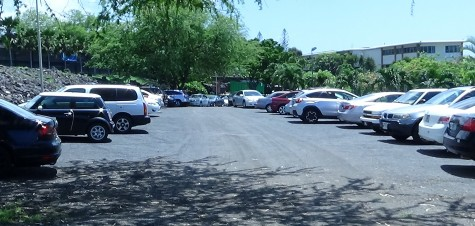 More than 900 of the 1,222 Chaminade students are commuters, according to the dean of Students Grissel Benitez-Hodge.