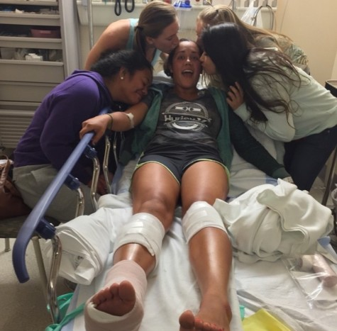 Acord was hit by a driver who ran a stop sign while on her way from school to dinner at Genki Sushi on Kapahulu Avenue.