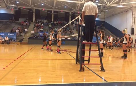 Chaminade women's volleyball beats HPU in 5