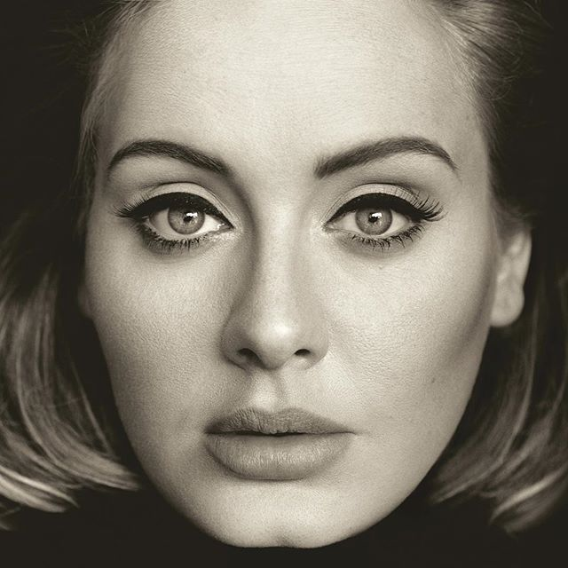 Adele's third album has broken sales records with the help of heavy radio play for its first single