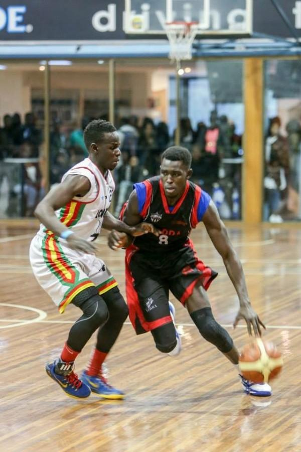 Kuany plays for Chaminade's men's basketball team and also competes in tournaments back home in Melbourne during the summer.