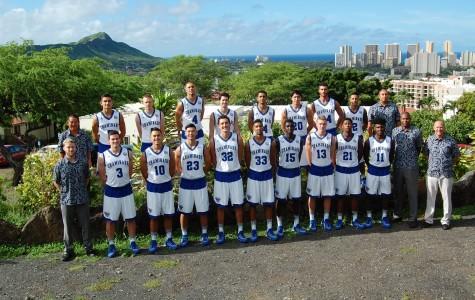 Chaminade men's basketball is back