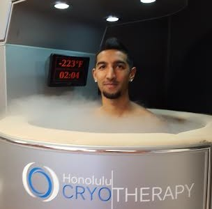 Cryotherapy: The Coldest Spot on the Island