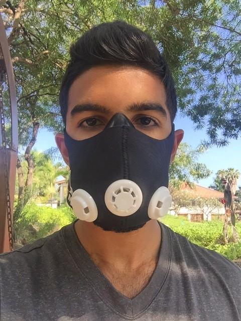 Training masks are said to make workouts so efficient that you can actually shorten your overall workout